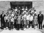 Grade 5 1961-1962 Southport Grade School Mr. Greathouse's Class. by Donna Hancock Kindle