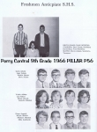 1966 Perry Central 9th Grade Pillar P56 by Dee A Young