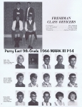 1966 Perry East 9th Grade Mark 3 P14 by Donna Hancock